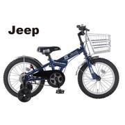 Jeep(ジープ)16インチ 18インチ 子供自転車 コマンド S ニューモデル(Jeep COMMANDO S JE-16/18)